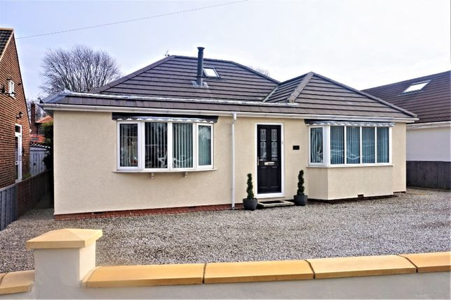 Thumbnail Detached bungalow for sale in Prunus Avenue, Willerby