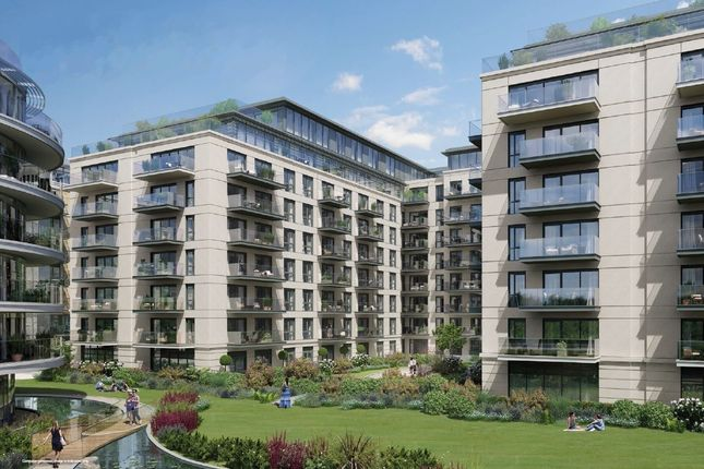 2 bed flat for sale in Chancellors Road, London