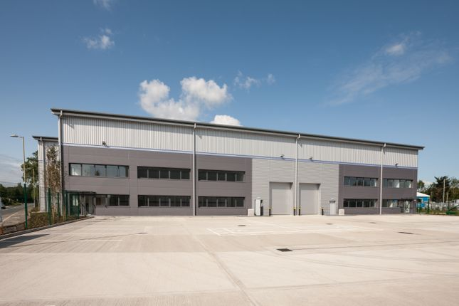 Thumbnail Industrial to let in Unit 6 Hermitage Park, Harts Farm Way, Havant