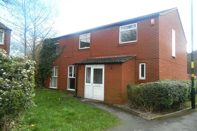 Thumbnail Detached house for sale in Wincrest Way, Shard End, Birmingham