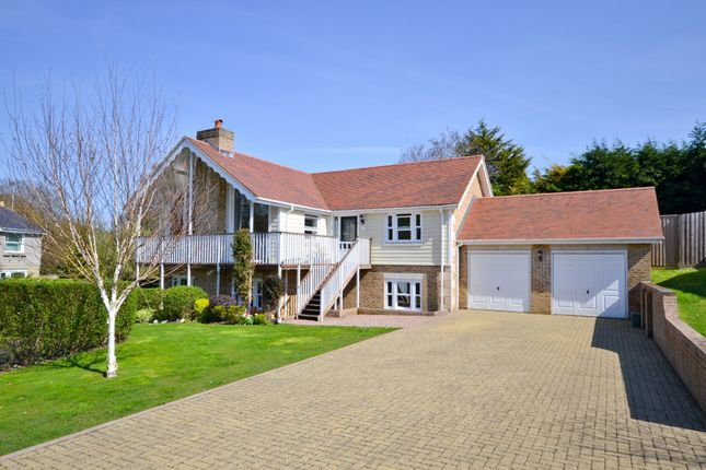 Thumbnail Detached house for sale in Quarry Stone Close, Binstead, Ryde