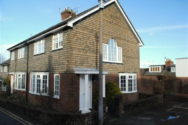 Thumbnail Semi-detached house to rent in Wellhouse Place, Lewes
