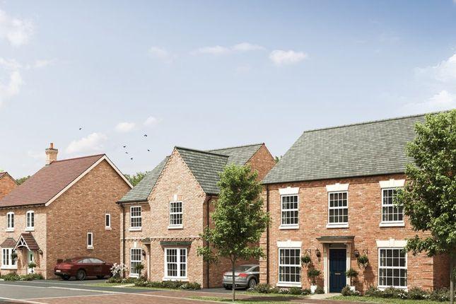 Thumbnail Detached house for sale in Mapperley Plains, Nottingham, Nottinghamshire