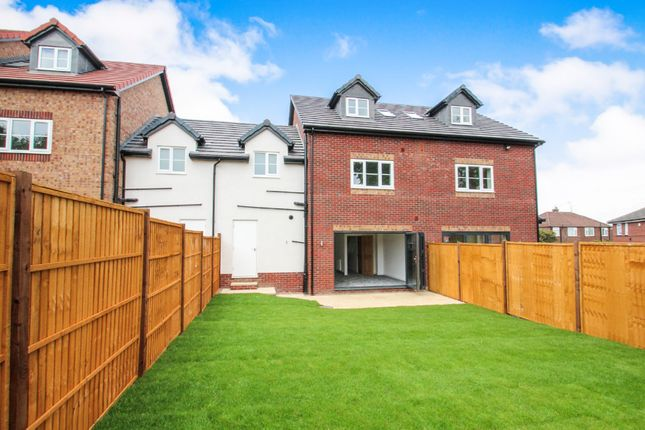 Thumbnail Mews house for sale in The Endorby, Woodhouse Vale, Pepper Road