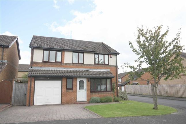 Thumbnail Detached house for sale in Turnberry, Ouston, Chester Le Street, County Durham