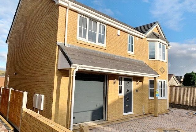 Thumbnail Detached house for sale in Sycamore Avenue, Tredegar, Gwent