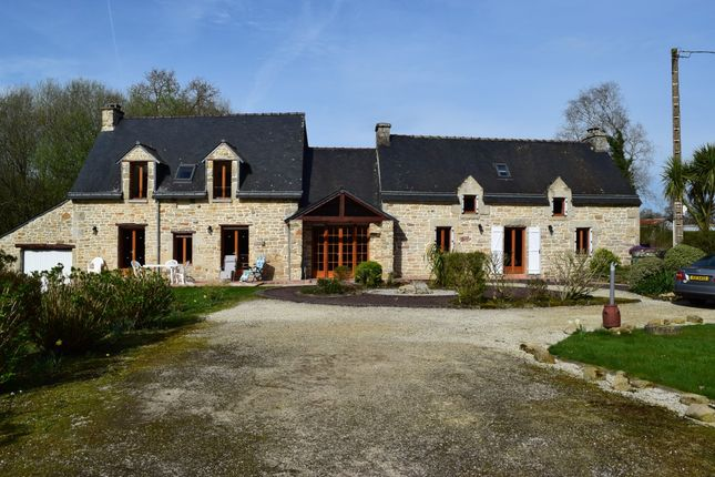 5 bed detached house for sale in 56310 Bubry, Morbihan, Brittany, France