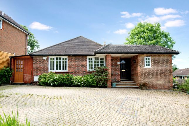 Thumbnail Detached bungalow for sale in Beechwood Road, Knaphill, Woking