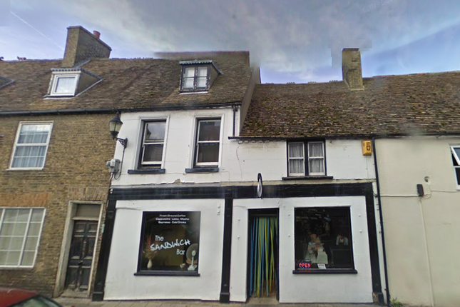 Thumbnail Restaurant/cafe for sale in High Street, Ramsey