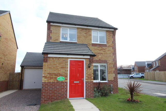 Thumbnail Detached house for sale in Plot 122, Kilkenny, Moorside Place, Valley Drive, Carlisle