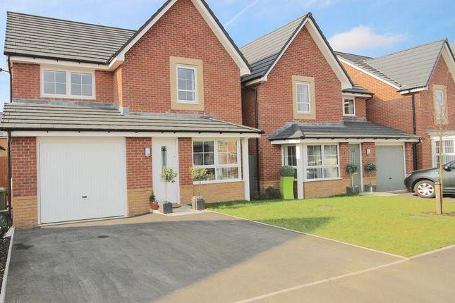 Thumbnail Detached house for sale in Rhodfa Bryn Rhydd, Talbot Green, Pontyclun