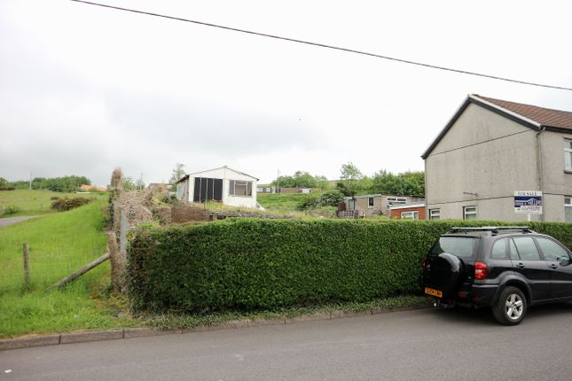 Thumbnail Land for sale in Mansfield Terrace, Merthyr Tydfil