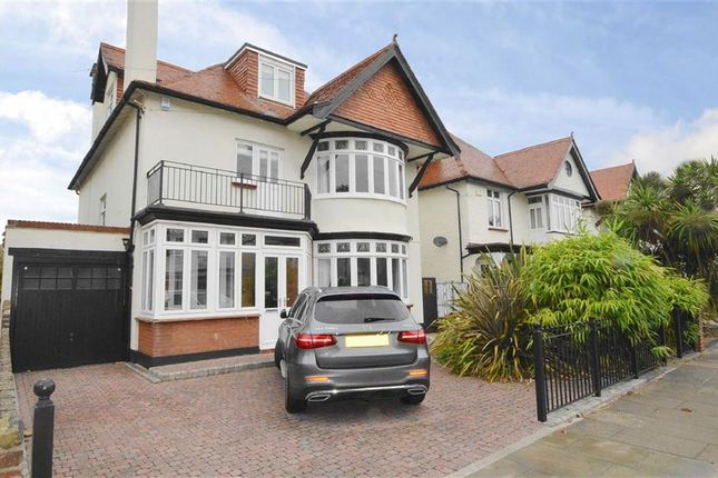 Thumbnail Detached house for sale in Tyrone Road, Southend-On-Sea