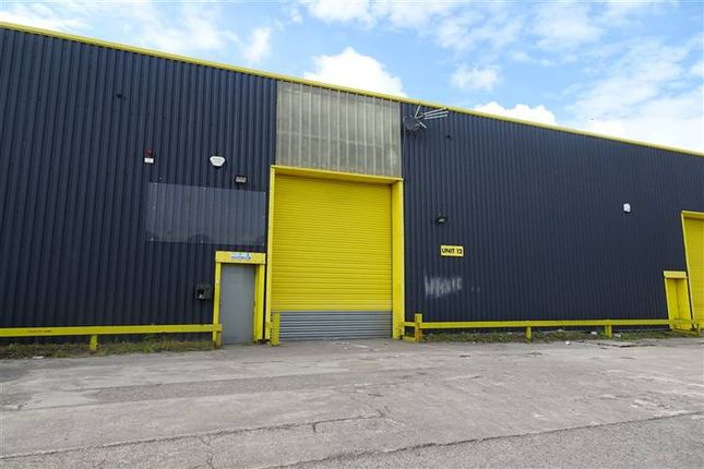 Thumbnail Industrial to let in Dyffryn Business Park, Ystrad Mynach, Hengoed