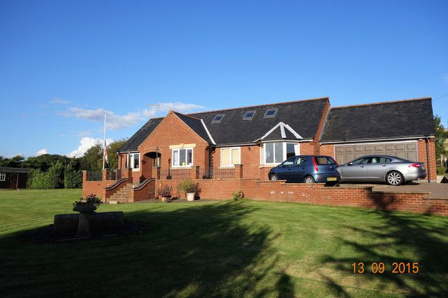 Thumbnail Detached house for sale in Villas Road, Bolsover, Chesterfield
