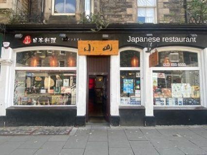 Thumbnail Restaurant/cafe to let in Forrest Road, Edinburgh