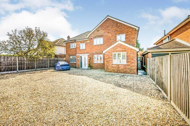 Thumbnail Detached house for sale in Gore Road, Burnham, Slough