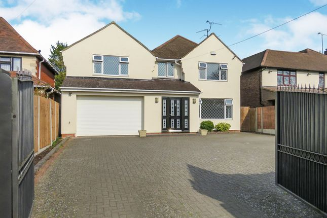 Thumbnail Detached house for sale in Barton Road, Luton