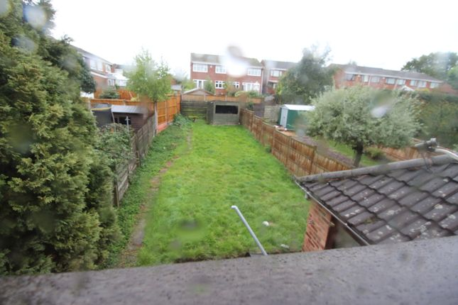 Thumbnail End terrace house to rent in Cranborne Chase, Coventry