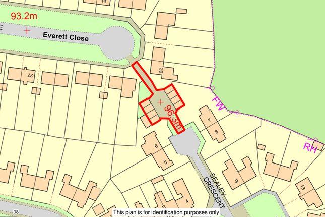 Everett-Close of Garages Rear Of Sealey Crescent, Wells, Somerset BA5