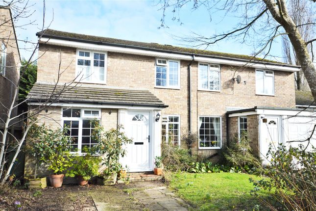3 bed semi-detached house to rent in Green Park Close, Winchester, Hampshire SO23