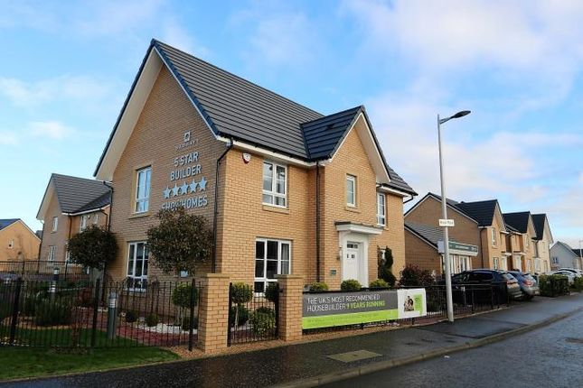 Thumbnail Detached house to rent in Brock Place, Motherwell