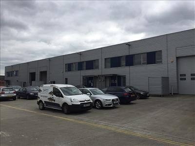 Thumbnail Industrial to let in 35.6 - 35.8 Cobalt, White Hart Avenue, Thamesmead, London