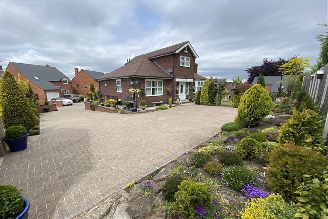 Thumbnail Detached house for sale in Copper Beech Close, Beighton, Sheffield
