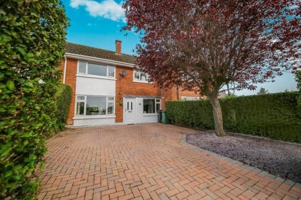 Thumbnail Terraced house to rent in Saxon Crossway, Winsford