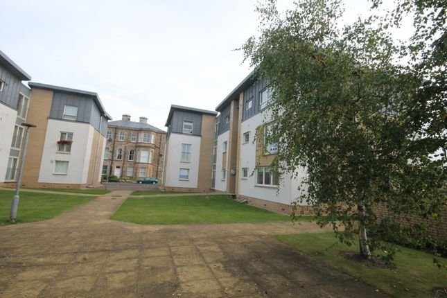 Thumbnail Flat to rent in Racecourse Road, Ayr