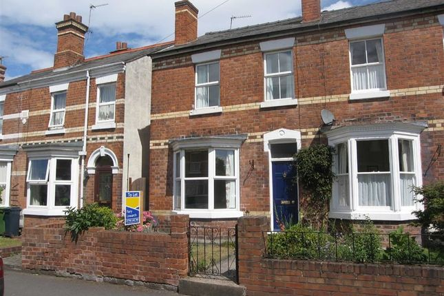 Thumbnail End terrace house to rent in Cleveland Street, Cherry Orchard, Shrewsbury