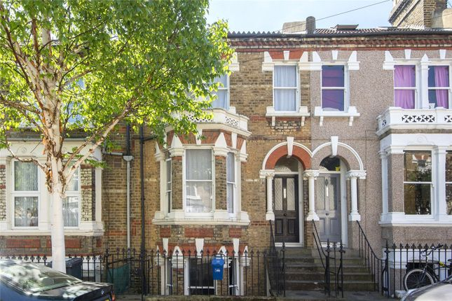 Thumbnail Terraced house to rent in Colenso Road, London
