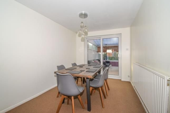 Dining Room of Gelert Avenue, Leicester, Leicestershire, East Midlands LE5