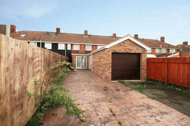 Thumbnail Terraced house for sale in Carisbrooke Avenue, Middlesbrough, Cleveland