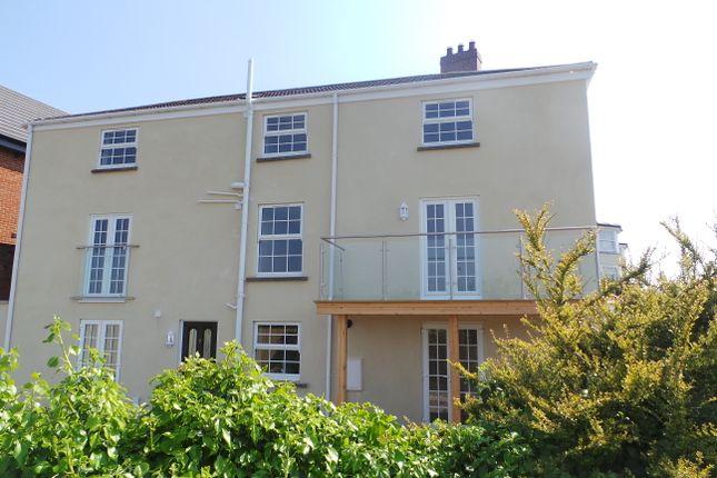 Thumbnail Detached house for sale in Trentside, Morton, Gainsborough