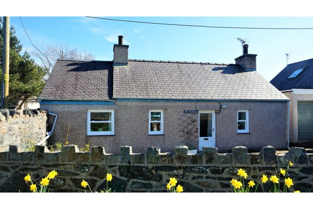 Thumbnail Detached bungalow for sale in Dwyran, Llanfairpwllgwyngyll