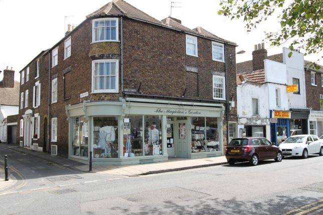 4 bed end terrace house for sale in High Street, Deal