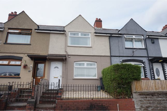 Thumbnail Terraced house for sale in Grove Terrace, Aberdare