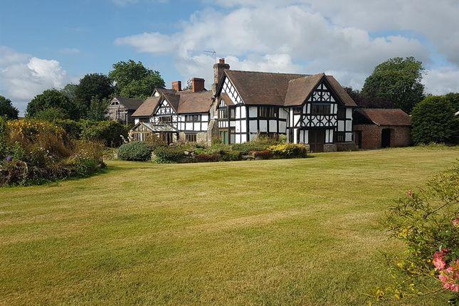 Thumbnail Detached house for sale in Pembridge, Leominster