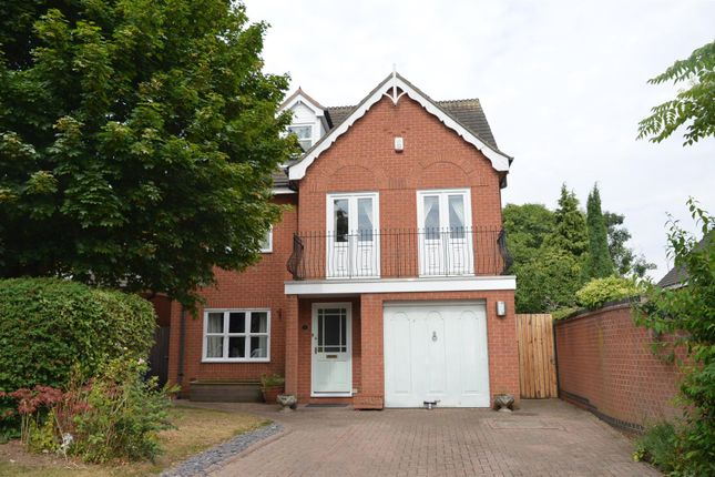 Thumbnail Detached house to rent in Kirkstead Close, Oakwood, Derby