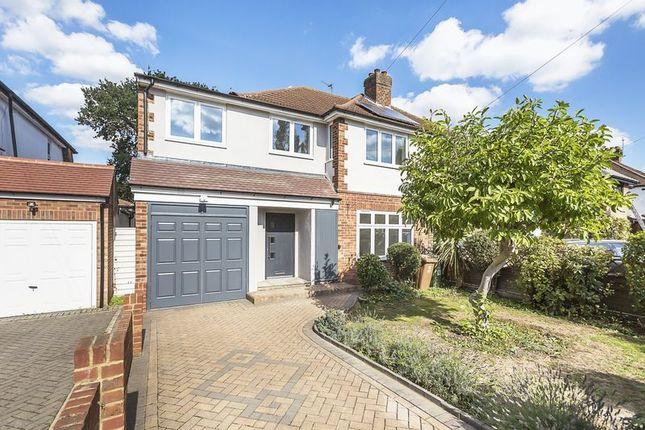 5 bed semi-detached house to rent in The Drive, Bexley DA5