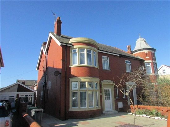 Thumbnail Property for sale in Lytham Road, Blackpool
