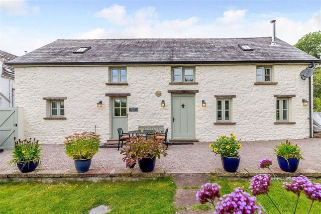 Thumbnail Detached house for sale in Ty Draw, Little Mill, Pontypool, Monmouthshire