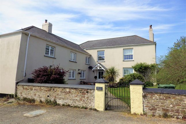 Thumbnail Country house for sale in Shebbear, Beaworthy