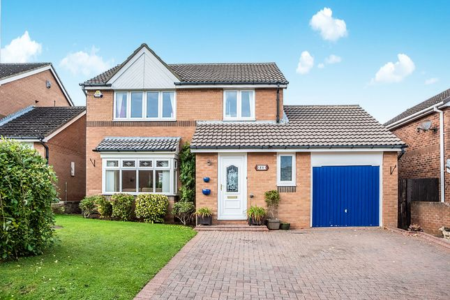 Thumbnail Detached house for sale in Otter Burn Way, Prudhoe