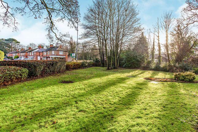 Communal Gardens of Squires Court, Woodland Road, Darlington, County Durham DL3