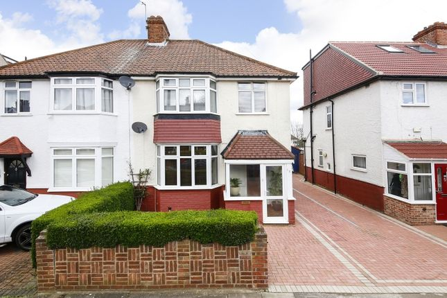 Semi-detached house for sale in Montcalm Road, London
