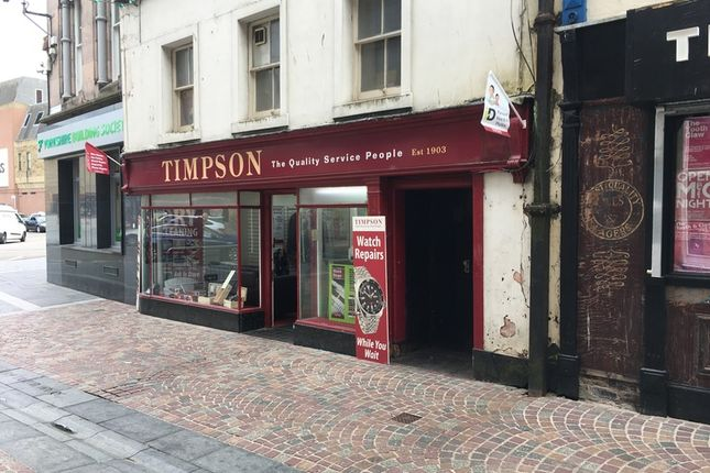 Thumbnail Retail premises to let in Baron Taylor Street, Inverness