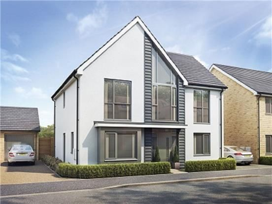 Thumbnail Detached house for sale in The Garnet, Littlecombe, Dursley.