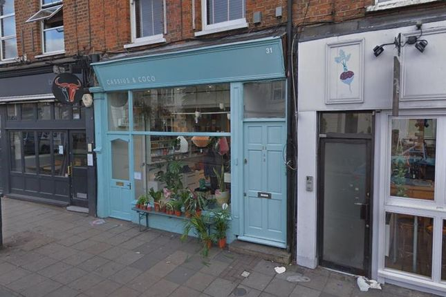 Thumbnail Retail premises for sale in Park Road, Crouch End, London